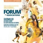 Les associations de Guebwiller proposent un panel très large d'activité, dans le domaine du sport, de la culture, de l'environnement, etc.