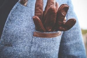cuir et tweed ou la métaphore du vieillissement qui bonifie