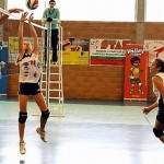 volley cadette