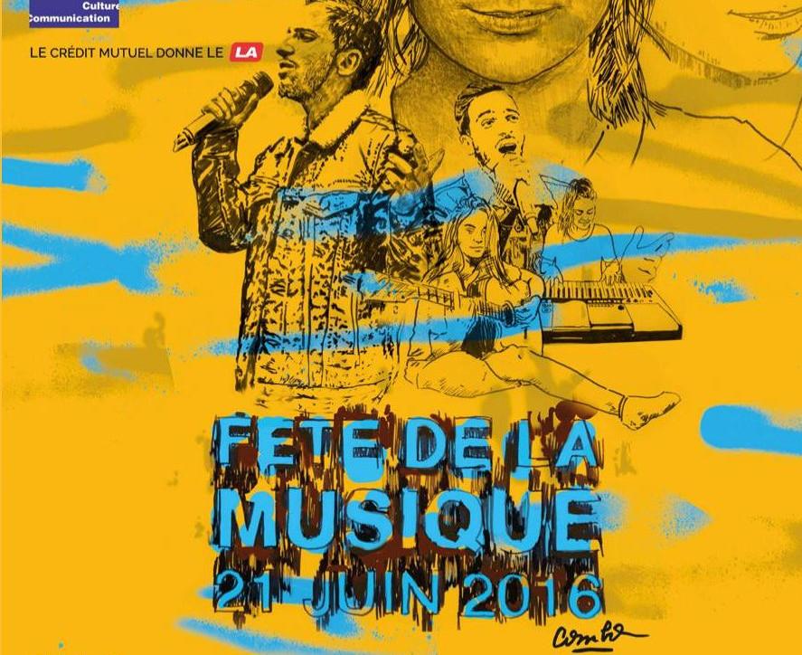 Rejoignez Guebwiller pour sa Fête de la musique 2016