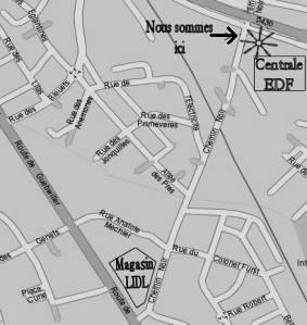 l'Espace jeunesse est situé 3A Chemin Noir à Guebwiller, près de la Communauté de Communes de la Région de Guebwiller