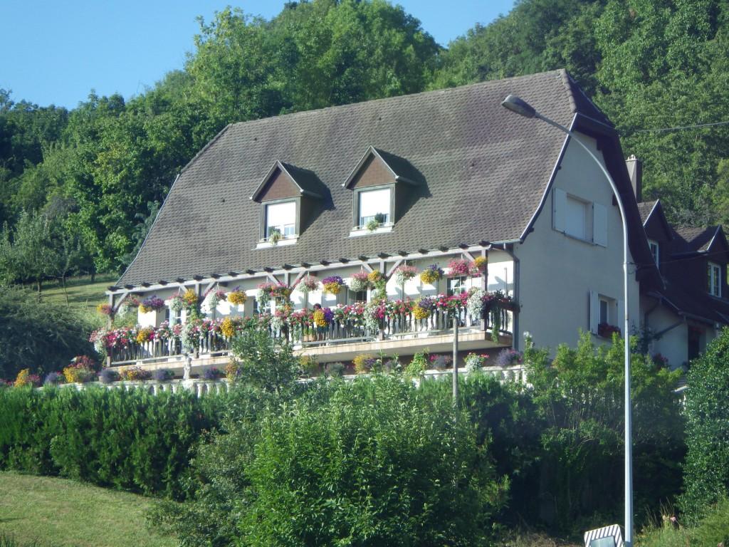 7 catégories différentes permettent de s'inscrire au concours communal des maisons fleuries de Guebwiller.