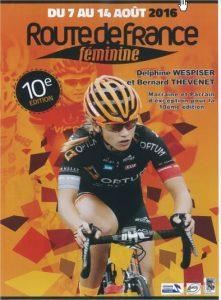 Des femmes combatives, engagées, déterminées : les championnes du monde entier passeront la ligne d'arrivée de la 10ème Route de France féminine à Guebwiller.